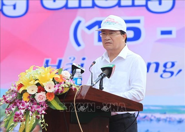 National week for natural disaster preparedness launched hinh anh 1