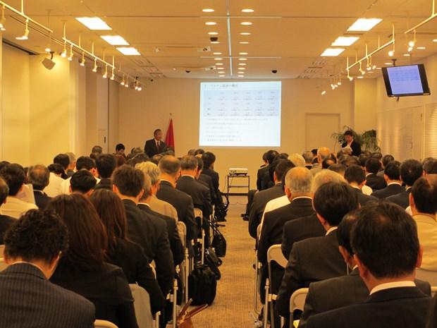 Vietnam, Japan facilitate labour exports hinh anh 1