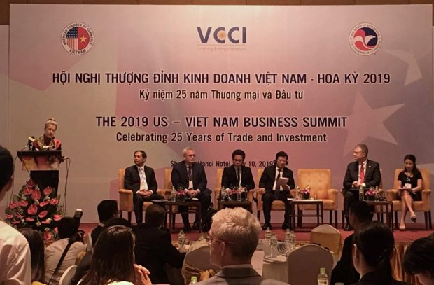 US-funded firms hoped to take lead in connecting with Vietnamese peers hinh anh 1