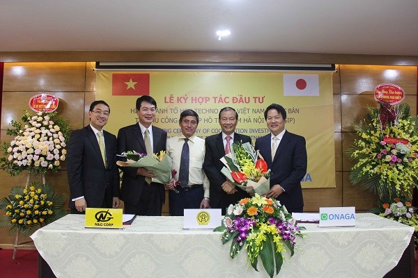 Complex to link Japanese, Vietnamese firms in supporting industries hinh anh 1