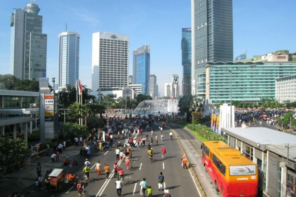 Indonesia records biggest trade deficit ever in April hinh anh 1