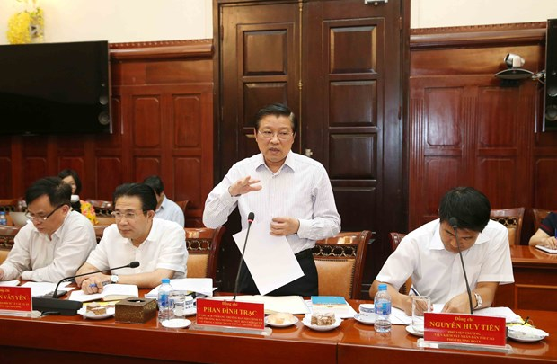 Recovery of stolen assets in economic crimes lower than expectations: inspection hinh anh 1
