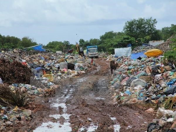 Seminar talks solid waste management in Southeast Asia hinh anh 1