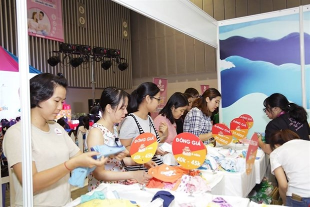 VIETBABY to be held in HCM City hinh anh 1