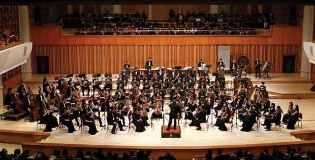 Symphony concert featuring German artists comes to Hanoi hinh anh 1