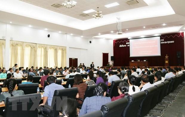 Lao ministry celebrates Dien Bien Phu Victory hinh anh 1