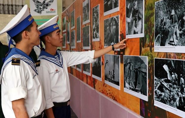 Exhibition spotlights Ho Chi Minh Trail hinh anh 1