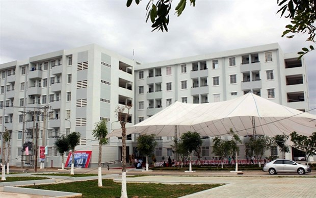 Property developers not keen on workers' housing hinh anh 1