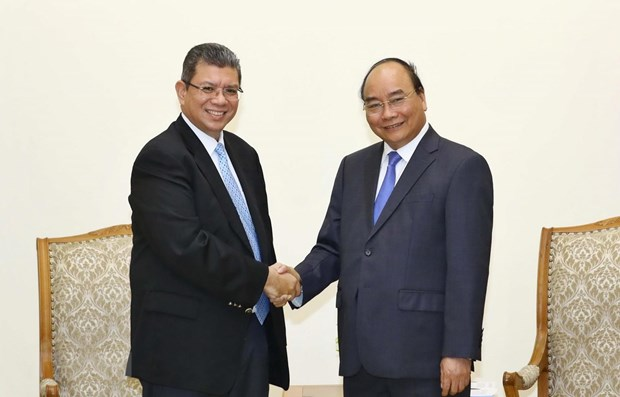 Vietnam treasures ties with Malaysia: PM hinh anh 1