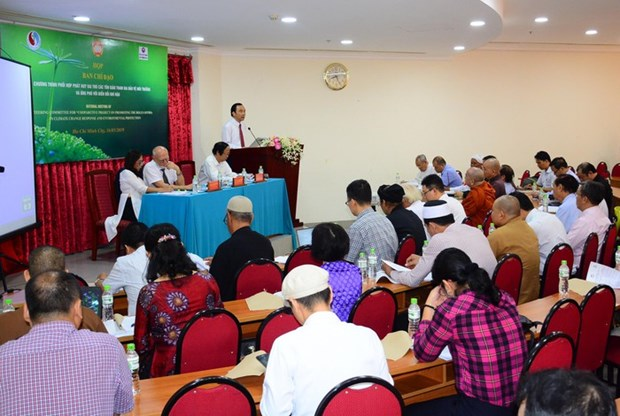 Religions promote role in environmental protection hinh anh 1