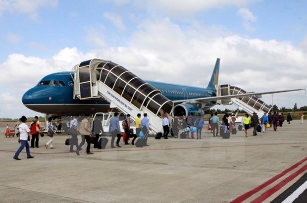 Vietnam Airlines adds 600,000 seats to serve summer peak hinh anh 1