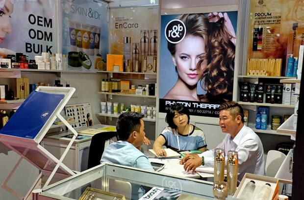 Vietnamese cosmetics market's shining potential hinh anh 1