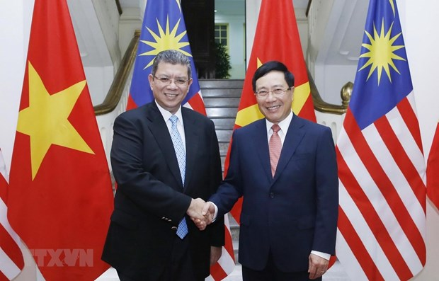 Vietnam, Malaysia target 15 billion USD in trade by 2020 hinh anh 1