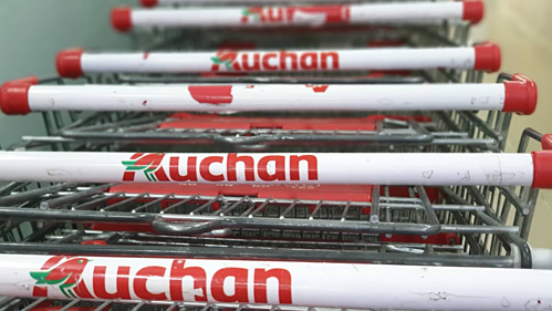 Auchan retail chain to leave Vietnam hinh anh 1