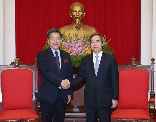 Vietnam pledges favourable conditions for Japanese bank hinh anh 1