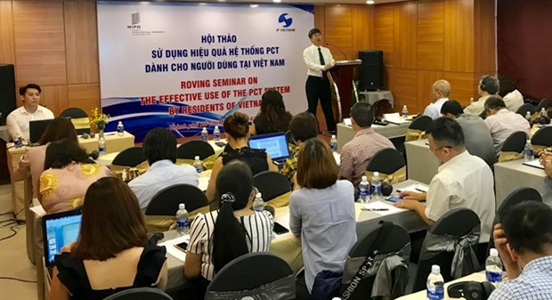Firms urged to use patents to protect intellectual property hinh anh 1