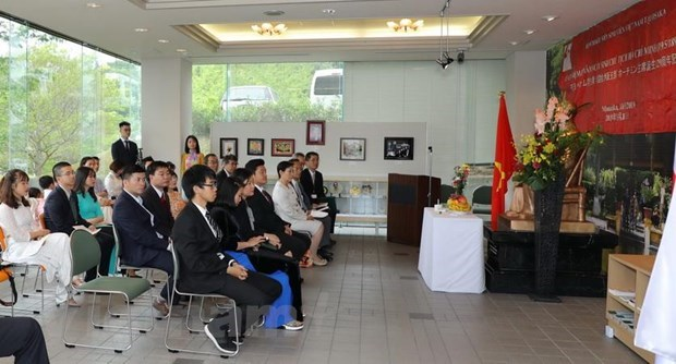 President Ho Chi Minh's birthday marked abroad hinh anh 1