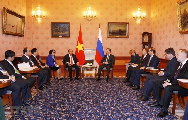 PM's Russia visit to deepen all-round cooperation hinh anh 1