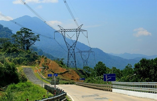 25 years on, 500kV power line remains technological feat hinh anh 1