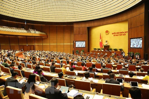 Deputies discuss adjustments to Law on Insurance Business hinh anh 1