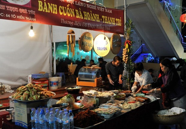 Hanoi food festival to whet visitors' appetite hinh anh 1