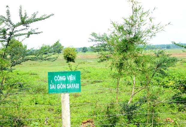 HCM City seeks investment in Sai Gon Safari Park hinh anh 1