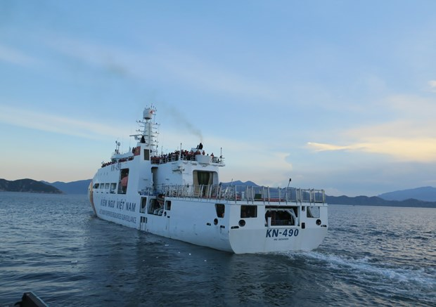 Youths set sail for national sea-island programme hinh anh 1
