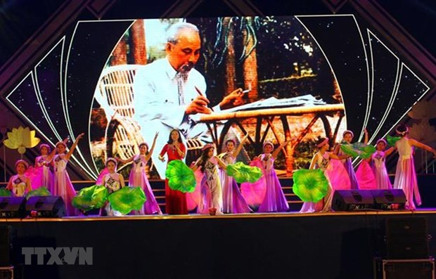 Festival commemorates late President Ho Chi Minh hinh anh 1