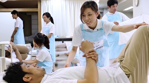 Vietnam wants to send more nurses abroad, but authorities urged caution hinh anh 1
