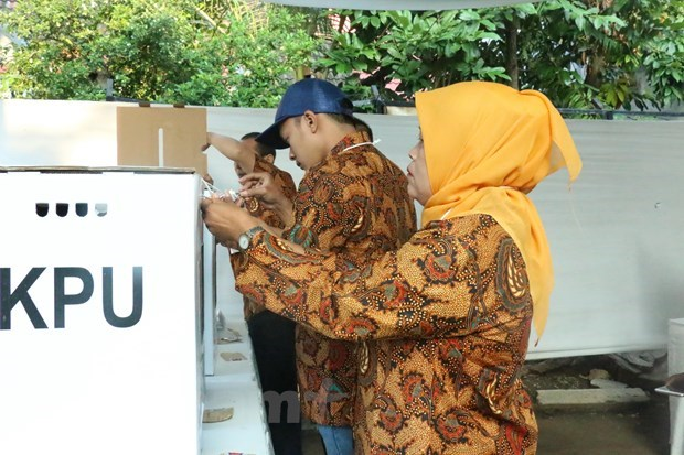 Indonesia to officially announce election winner by May 28 hinh anh 1
