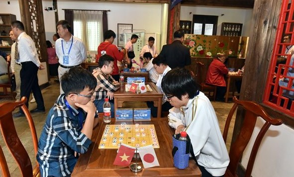 Vietnam wins international Chinese chess tournament hinh anh 1