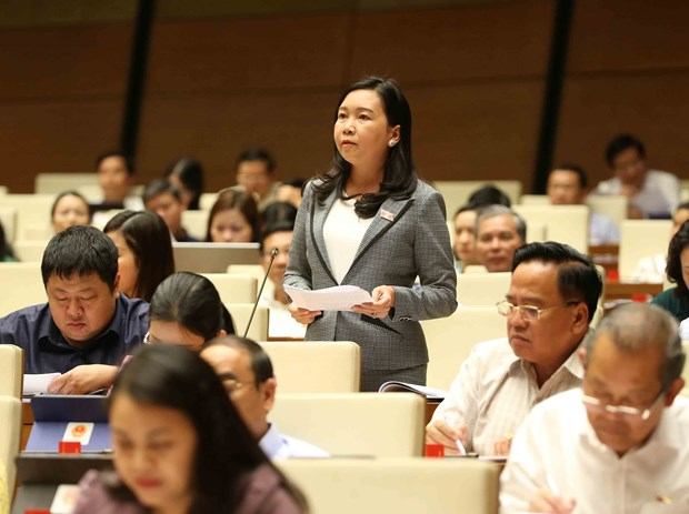 NA discuss Government reports on socio-economic performance in 2018, 2019 hinh anh 1