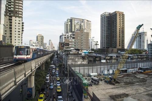 China wins bids to build new expressway project in Thailand hinh anh 1