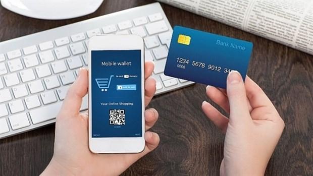 Vietnamese banks handle 898.4 billion USD through e-payments hinh anh 1