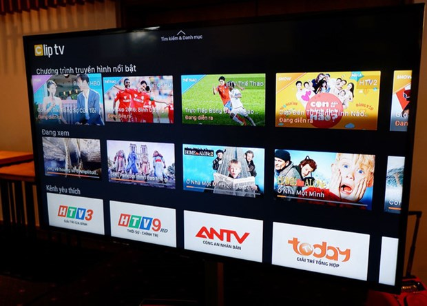 Legal framework needed to promote OTT media services hinh anh 1