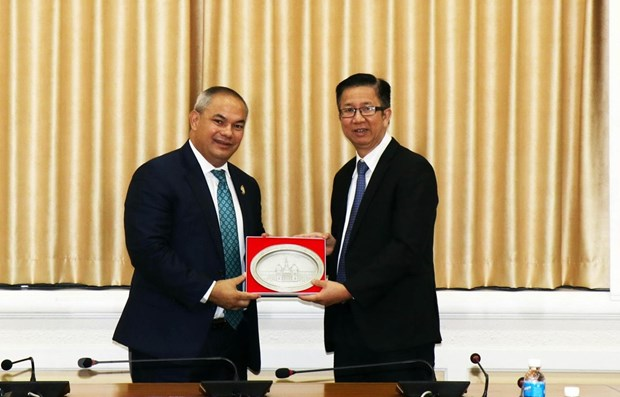 HCM City, Australia's Gold Coast seek cooperation opportunities hinh anh 1