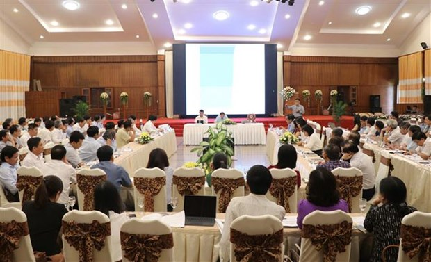 Seminar talks management of provincial-level economies hinh anh 1