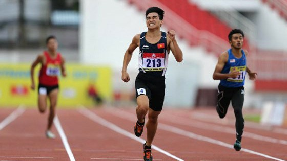 Vietnam win five golds at Thailand track and field tournament hinh anh 1