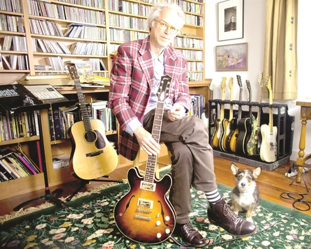 Jazz guitarist Bill Frisell to perform in Vietnam for first time hinh anh 1