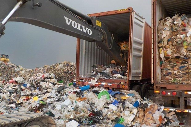 Canada spends 1 million USD to ship rubbish back from Philippines hinh anh 1