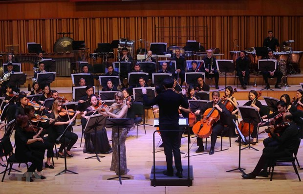 World-famous classical music to be performed at Saigon Opera House hinh anh 1