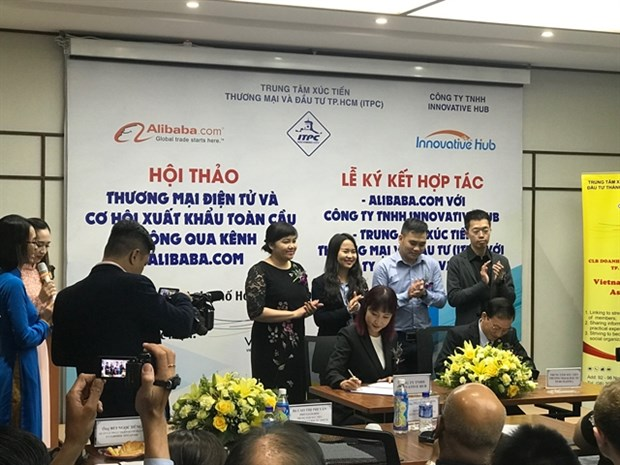 E-commerce: profitable platform for Vietnamese exports hinh anh 1