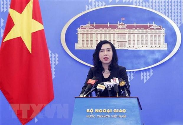 China asked to respect Vietnam's sovereignty over Hoang Sa, Truong Sa archipelagos hinh anh 1