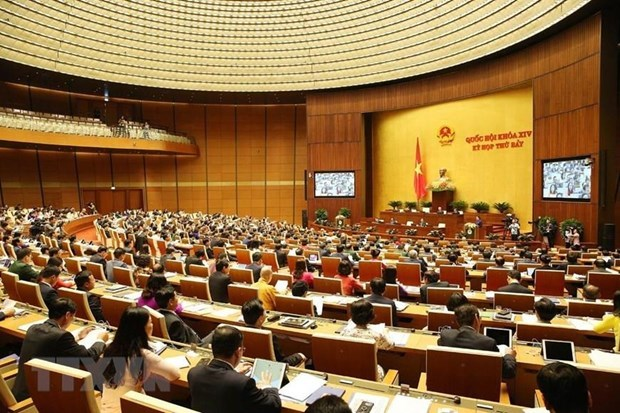 Legislators to mull over draft revised laws on May 23 hinh anh 1