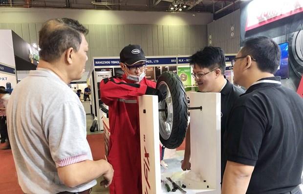 Saigon Autotech & Accessories show returns for 15th edition hinh anh 1