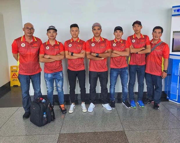 Vietnamese cyclists to compete at PRUride PH 2019 hinh anh 1