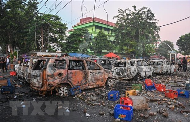 Indonesia: Post-election riot causes heavy economic losses hinh anh 1