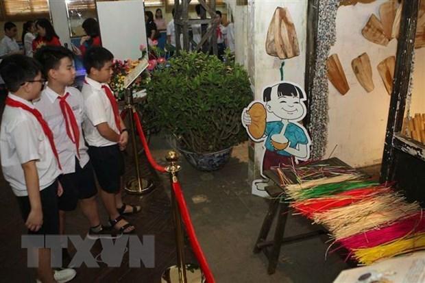 Myriad of cultural activities run at Thang Long Imperial Citadel hinh anh 1