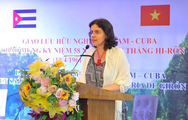 Cuba welcomes Vietnamese investors: ambassador hinh anh 1