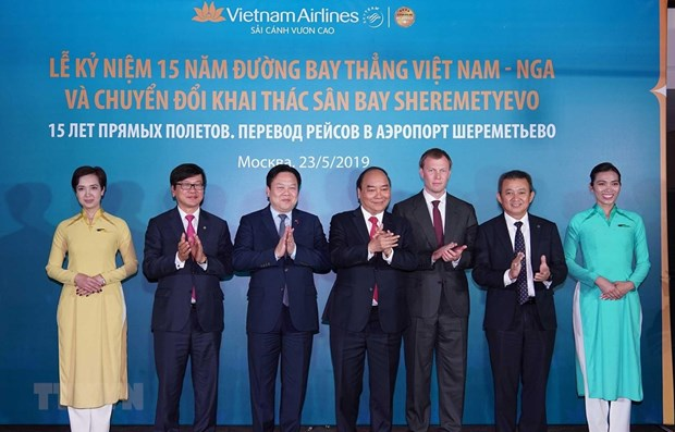Prime Minister asks Vietnam Airlines to better services hinh anh 1
